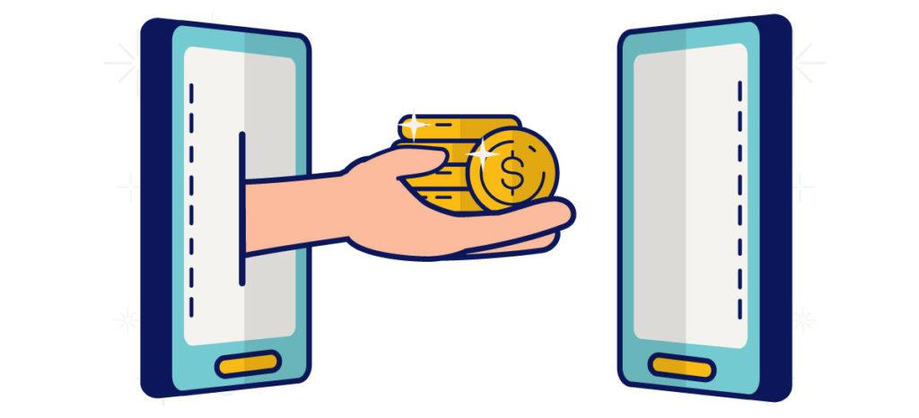 カラフルボックス への支払い